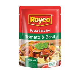 ROYCO Pasta Base Tomato and Basil (1 x 200g)