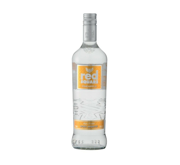 Red Square Infused With Pineapple (1 x 750 ml)