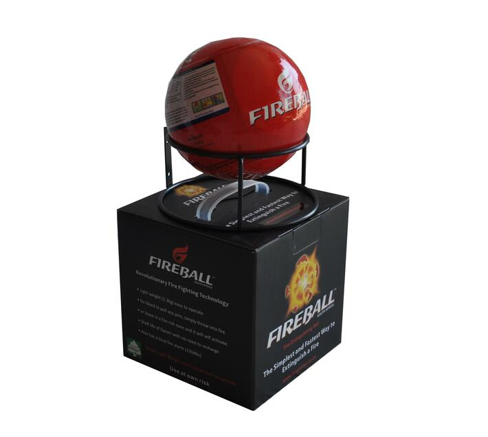 FIREBALL SA (6x 1.3kg) Fireball Extinguisher with Bracket