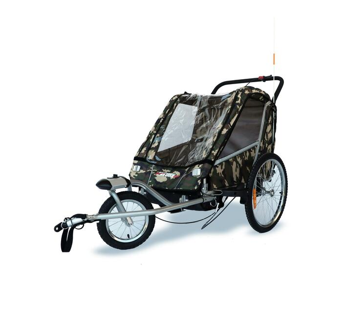 Venture Gear Childrens Trialer, Stroller and Jogger 3 in 1 for Bicycles