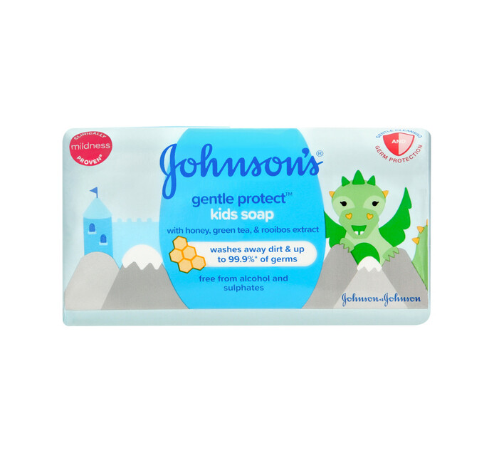 Johnsons Baby Soap Gentle Protect (1 X 175g)