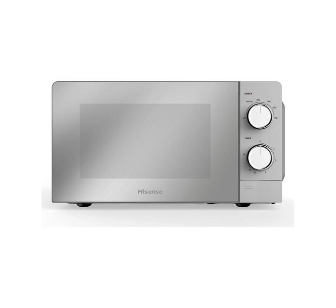 Hisense 20 l Manual Mirror Microwave
