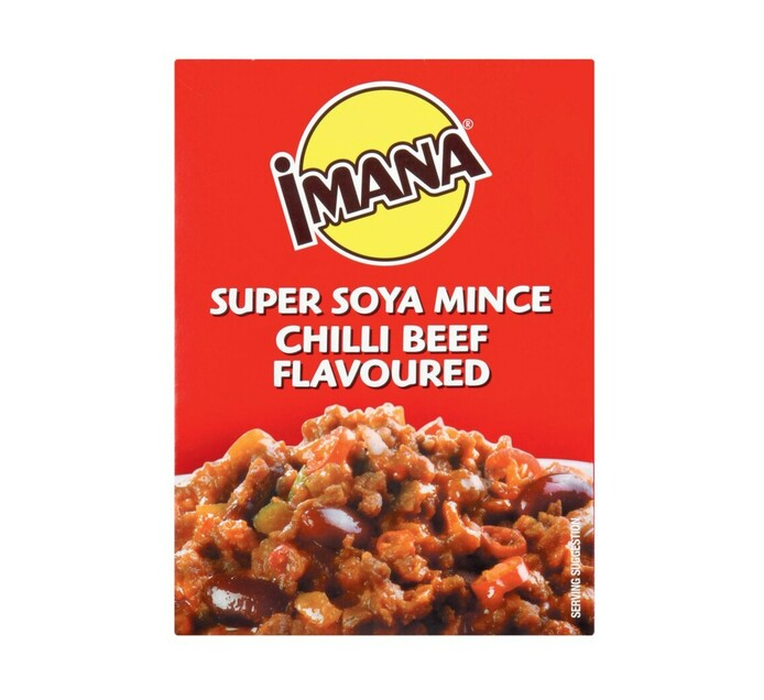 Imana Soya Mince (All variants) (10 x 200 g)
