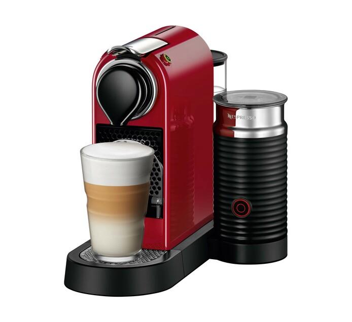 Nespresso CitiZ & Milk Coffee Machine