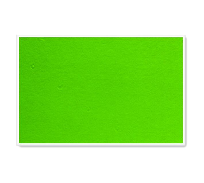 PARROT PRODUCTS Info Board (Plastic Frame, 600*450mm, Lime Green)