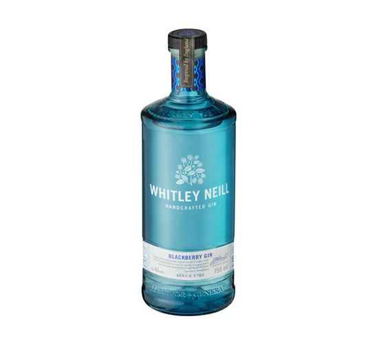 Whitley Neill Blackberry Gin (1 x 750 ml)
