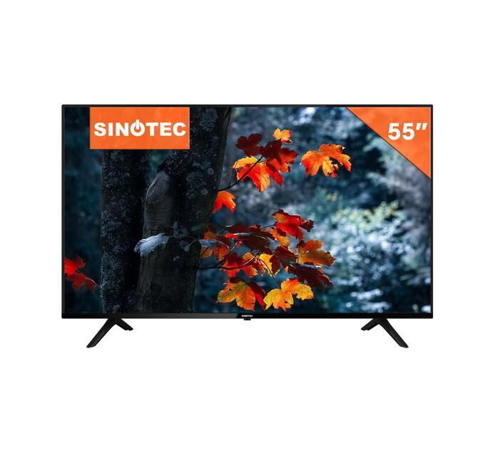 "Sinotec 140 cm (55"") UHD Netflix LED TV"