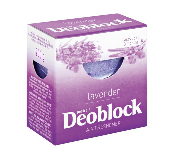 Pestrol Deo Blocks Lavender (1 x 200g)