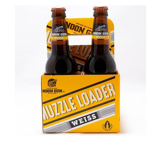 Muzzle Loader Weiss (4 x 340ml)