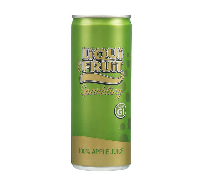 Liqui Fruit Sparkling Apple (6 x 250ml)