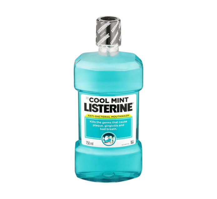 Listerine Cool Mint (1 x 750ml)