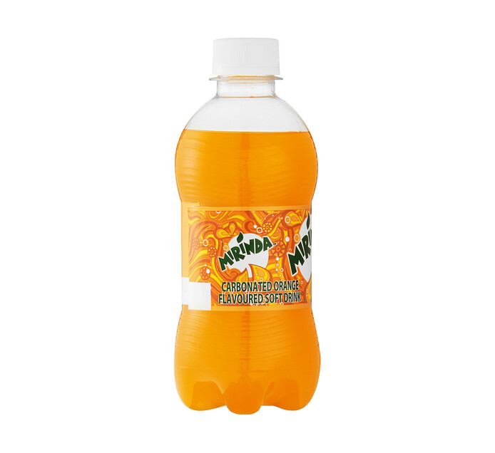 Mirinda Marinda Bottle Orange (12 x 330ml)