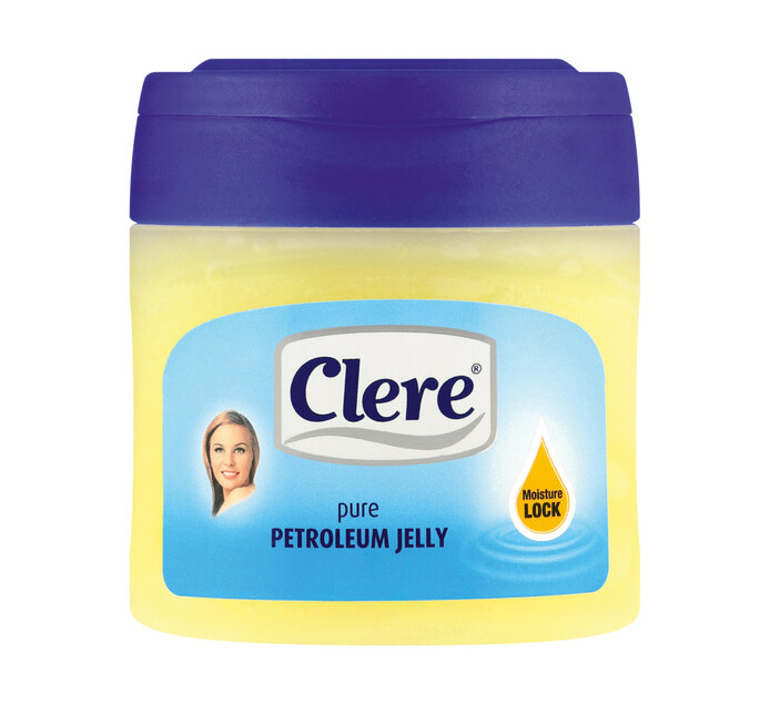 Clere Petroleum Jelly Bp Pure Yellow (1 x 250ML)