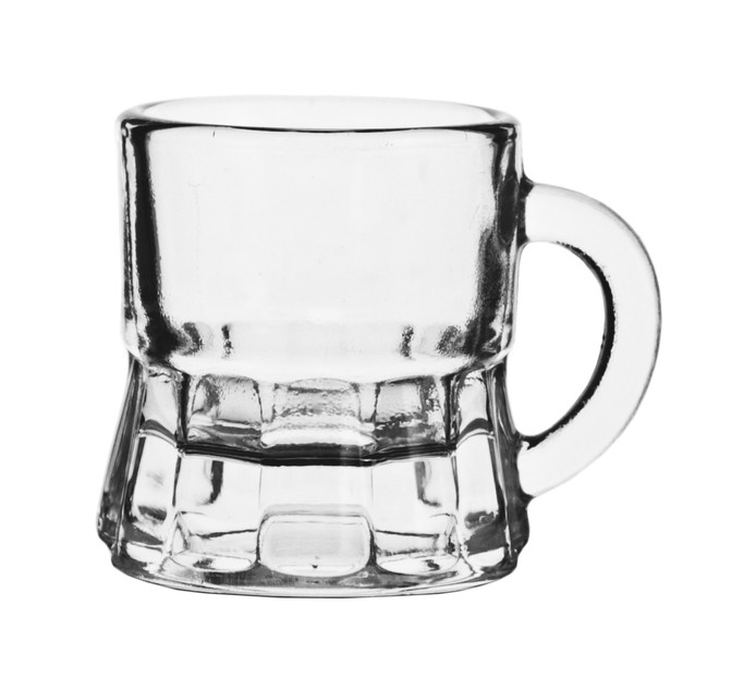 Bar Butler Glass Single Tot Measure 25ml