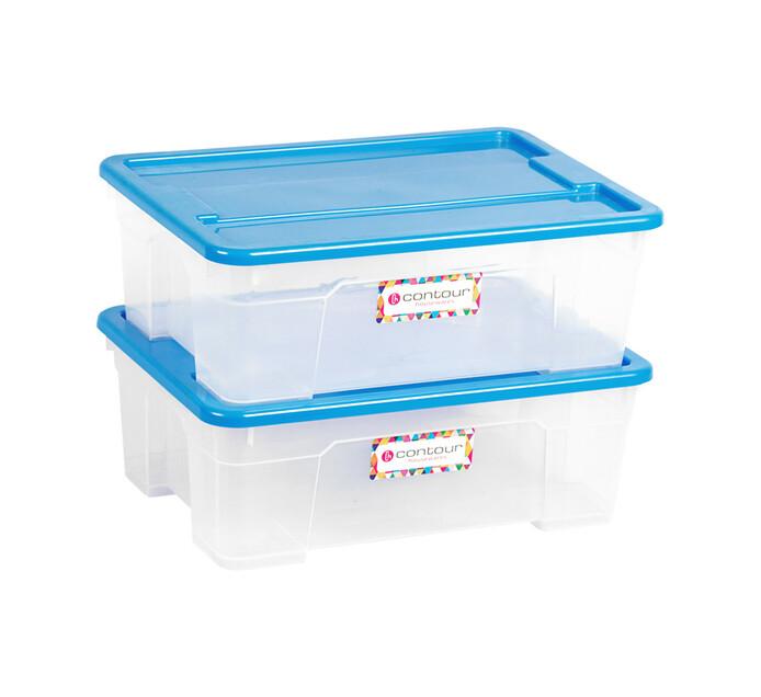 Buzz 11 l Contour Storage Box