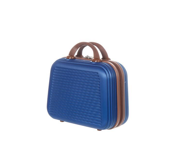 2 Piece Carry Handbag-Royal Blue