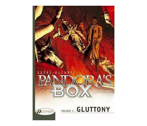 Gluttony Book 3
