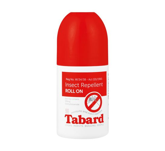 TABARD INSECT REPELLENT ROLL ON 70ML