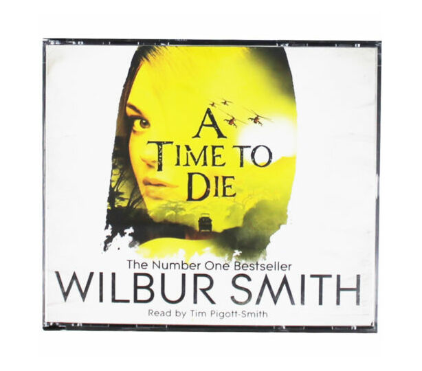 A Time To Die Audio Book
