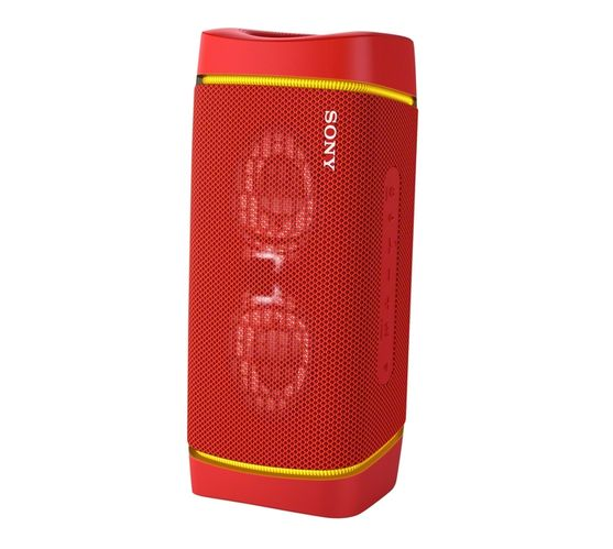 Sony SRS-XB33 Extra Bass Portable Bluetooth Speaker - Red