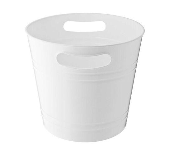Miss Molly 5 lt Ice Bucket White
