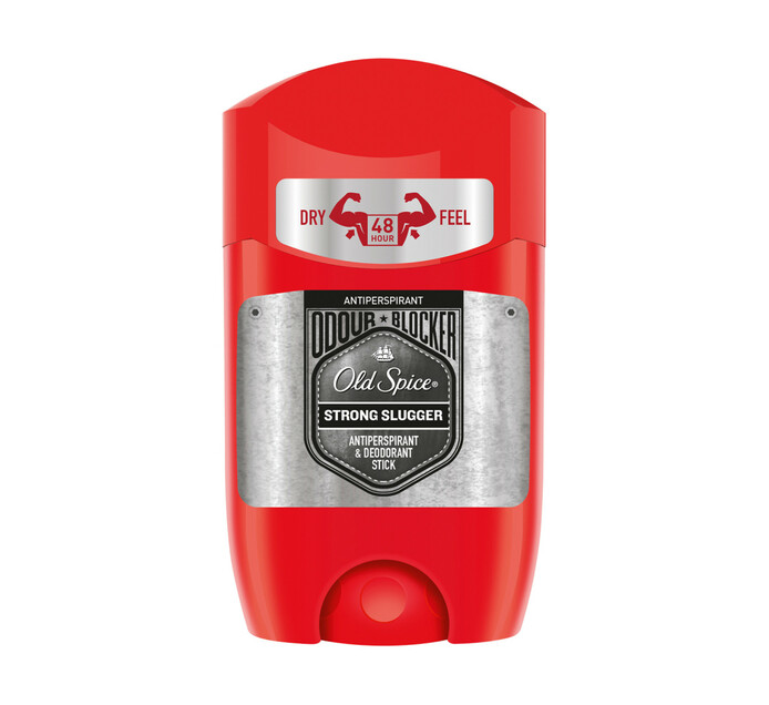 OLD SPICE DEO STICK 50ML, STRONG SLUGGER