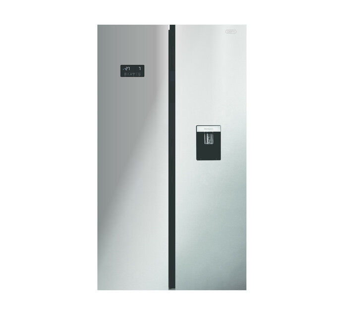 Defy 614 l Side-by-Side Fridge/Freezer with Water Dispenser