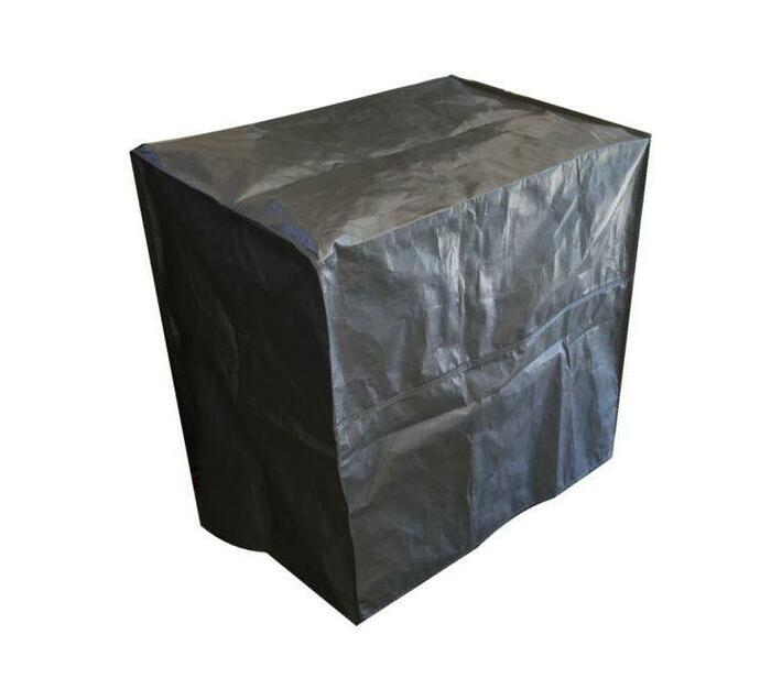 Patio Solution Covers Appliance Cover Medium - Black Polyweave 185grm