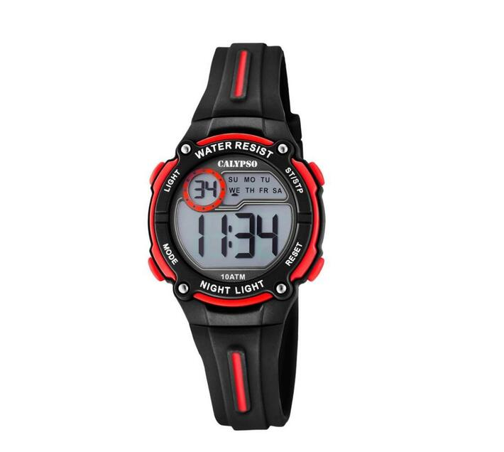 Calypso Digital Week Indicator Kids Sports Watch - Junior Collection
