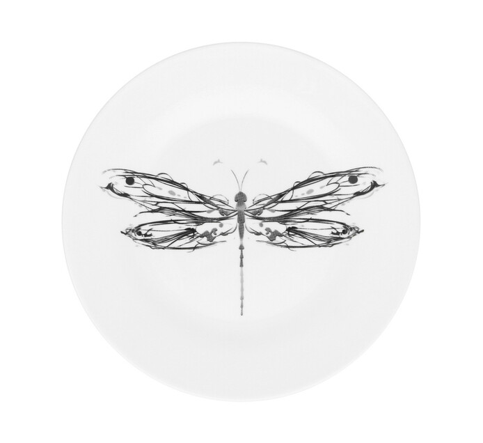 21 cm Dragonfly Side Plate