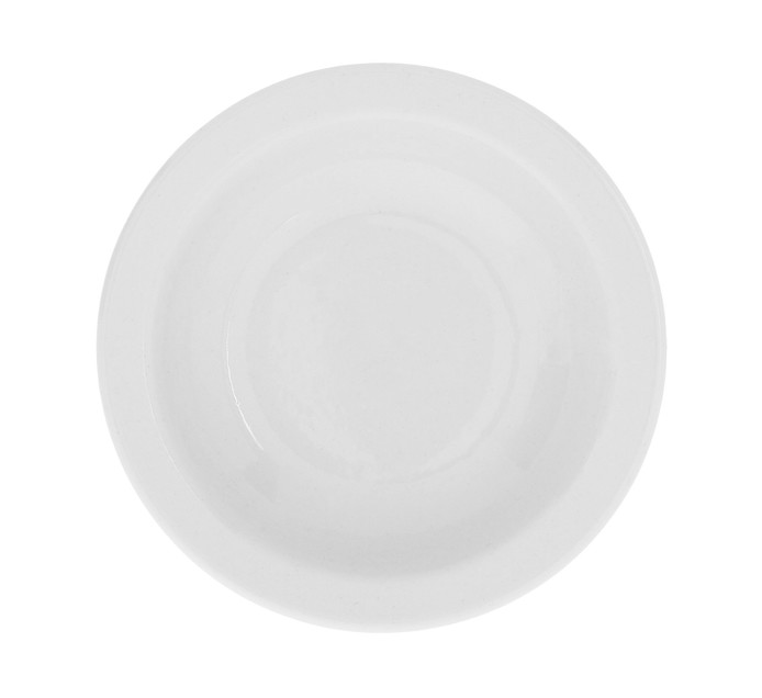 Continental Crockery 25 cm Blanco Dinner Plates 6+2-Pack