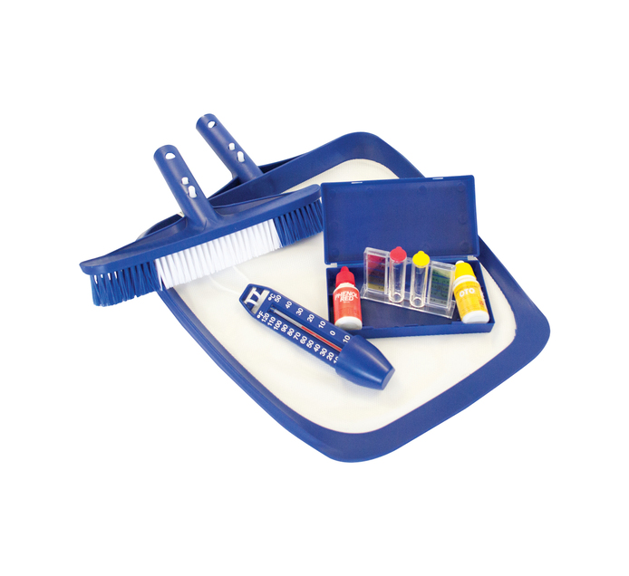 Poolmaster 4-Piece Pool Maintenance Kit