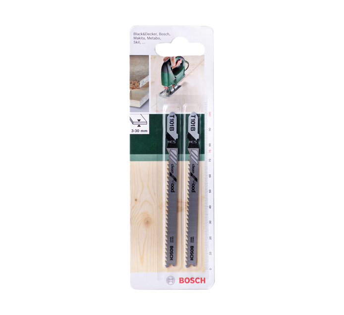 Bosch 2 PC Wood Jig Saw Blades