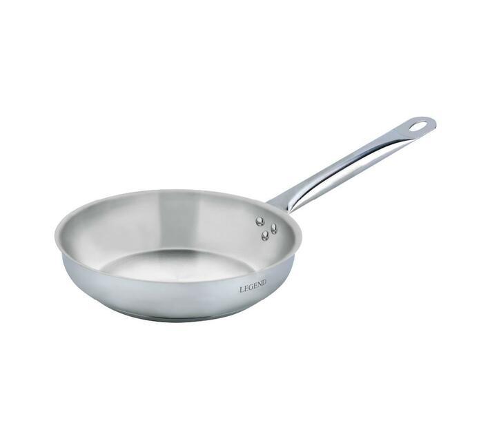 Legend Prof Chef 24cm st/st frying pan