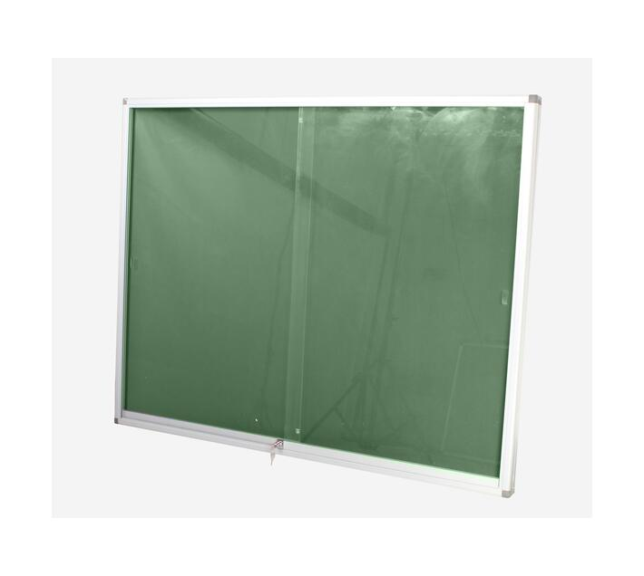 PARROT PRODUCTS Pinning Display Case (1200*900mm, Green)
