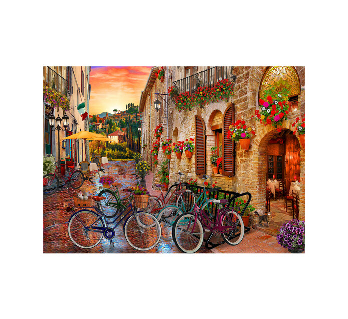 1500-piece Summers in Italy Puzzle