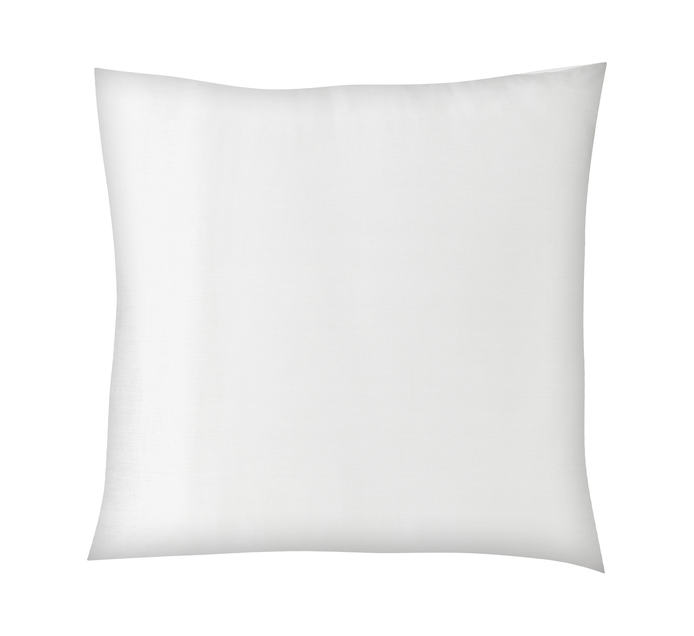 Primaries Continental Pillowcase White