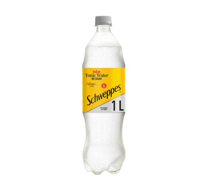 Schweppes Indian Tonic Zero (1 x 1l)