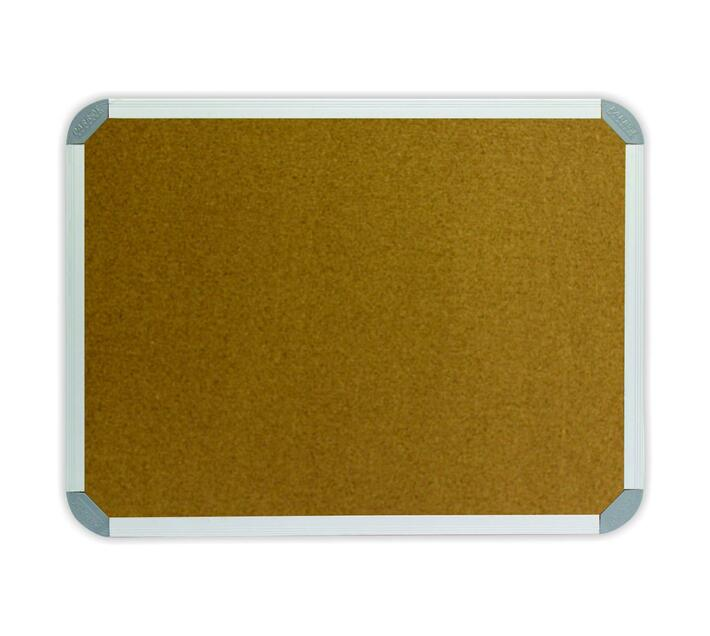 PARROT PRODUCTS Info Board (Aluminium Frame, 1200*1000mm, Cork)