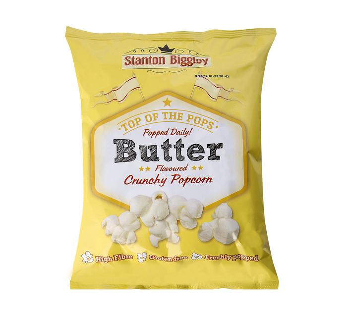 Stanton Biggley Biggley Popcorn Butter (12 x 45g)