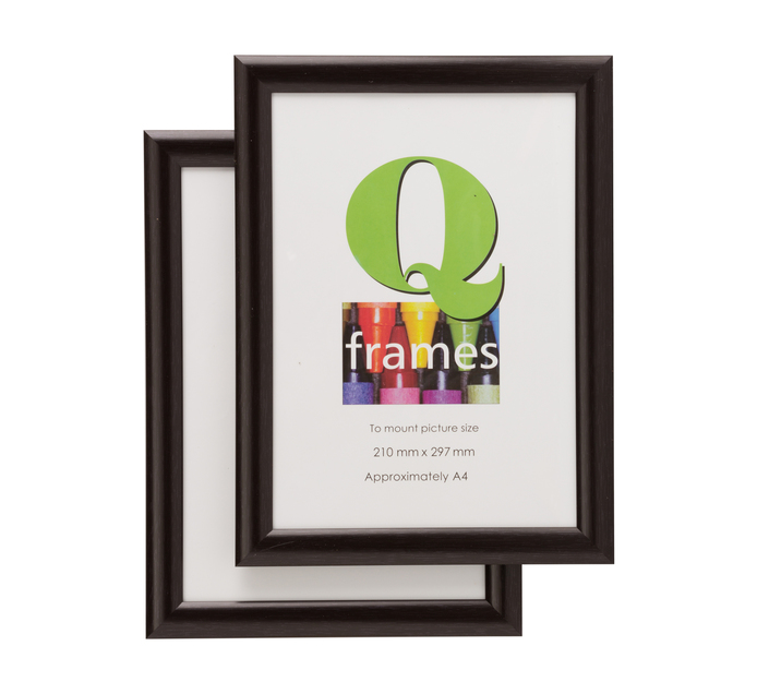 2  Pack Q Frames Multi Pack