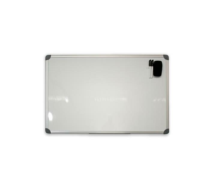 PARROT PRODUCTS Contract Magnetic Whiteboard 1200 x 900mm