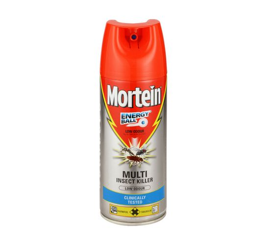 Mortein Insect Spray Odourless (12 x 300ml)