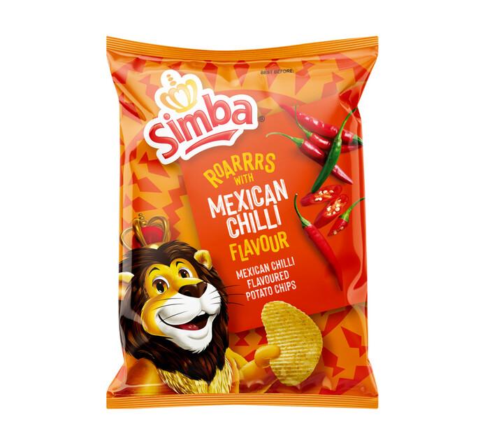 Simba Potato Chips (All Variants) (1 x 36g)
