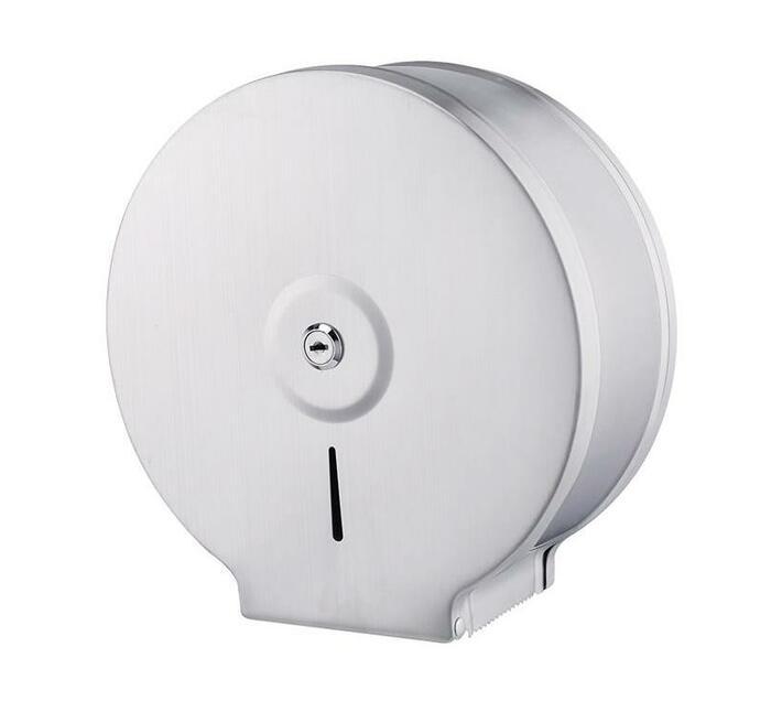 CHROMECATER S/Steel Paper Towel Dispenser with Lock