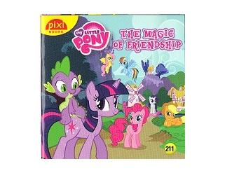 Mini Book - Magic Of Friendship Book 211