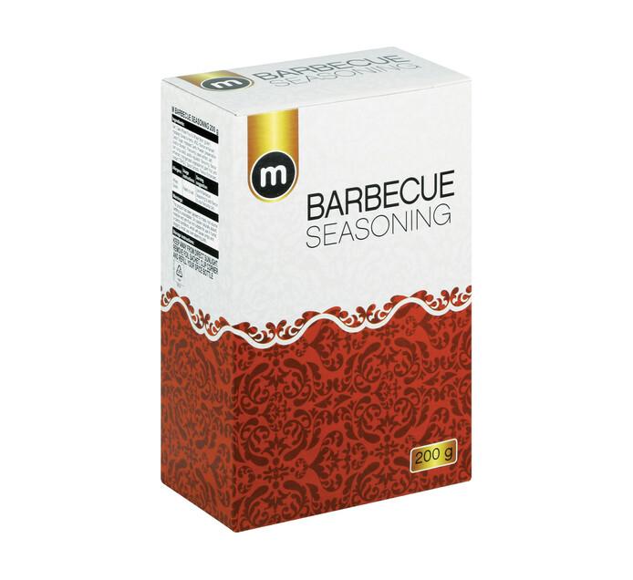 M Brand Seasoning Barbeque (1 x 200g)