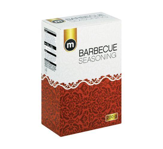 M Seasoning Barbeque (1 x 200g)