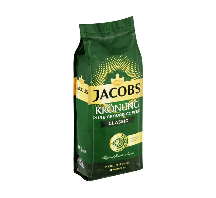 Jacobs Kronung Ground Coffee Classic (1 X 250g)