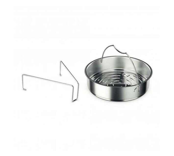 Fissler Pressure Cooker Perforated insert with Tripot (26cm)